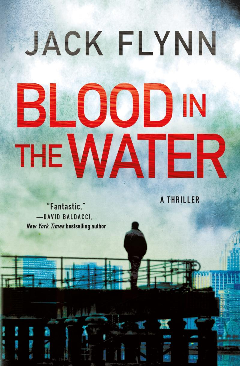 Book Review - Blood in the Water