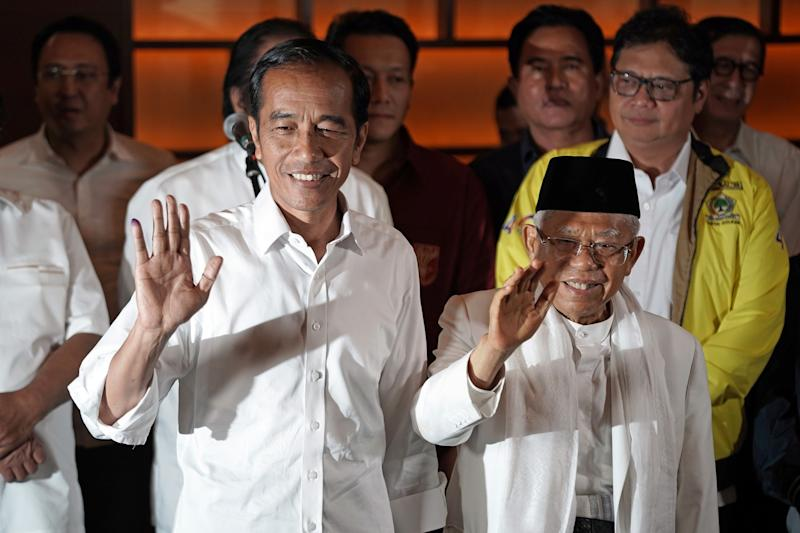 Indonesia Is a Country Divided as Both Candidates Claim Victory