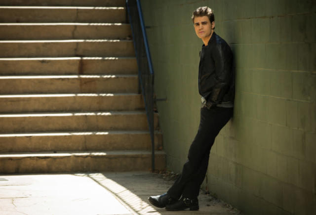 "Paul Wesley as Stefan Salvatore in ""O Come, All Ye Faithful,"" the ninth episode of ""The Vampire Diaries"" Season 4."