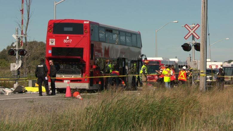 Monitors to stay on OC Transpo double-deckers despite federal report