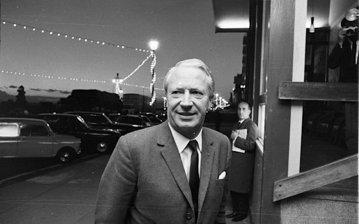 The Queen reportedly asked Edward Heath's government to keep her financial dealings private - ANTHOMY MARSHALL
