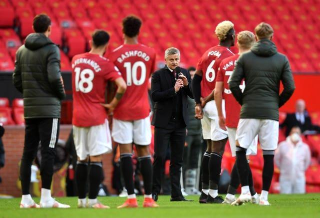 Manchester United drew 1-1 against Fulham on Tuesday