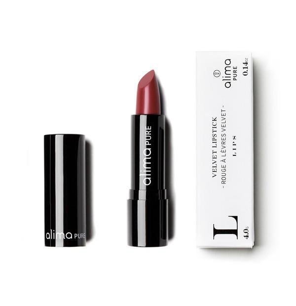 """<p>Red lipstick is always a good gift idea. <a href=""""http://www.alimapure.com/collections/new-arrivals/products/velvet-lipstick?variant=947024021"""" rel=""""nofollow noopener"""" target=""""_blank"""" data-ylk=""""slk:Alima Pure Velvet Lipstick in Stella"""" class=""""link rapid-noclick-resp"""">Alima Pure Velvet Lipstick in Stella</a> ($26) </p>"""
