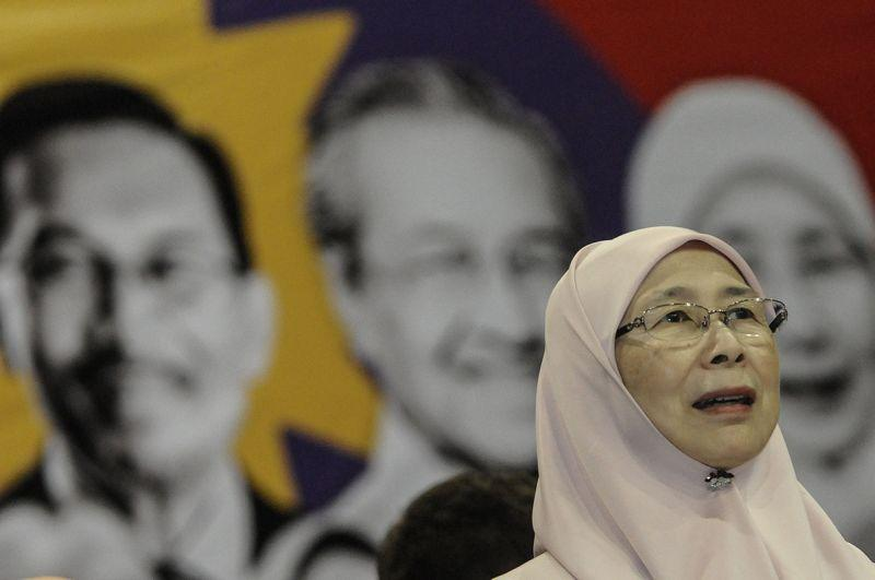 The Johor PKR list was part of the Peninsular Malaysia list, released via a draft statement signed by PKR president Datuk Seri Dr Wan Azizah Wan Ismail and dated yesterday. — Picture by Miera Zulyana