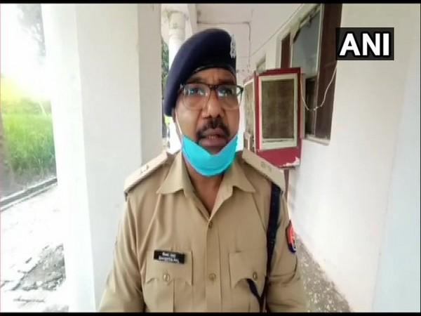 Shishya Pal, Additional Superintendent of Police, Deoria speaking to ANI on Sunday.