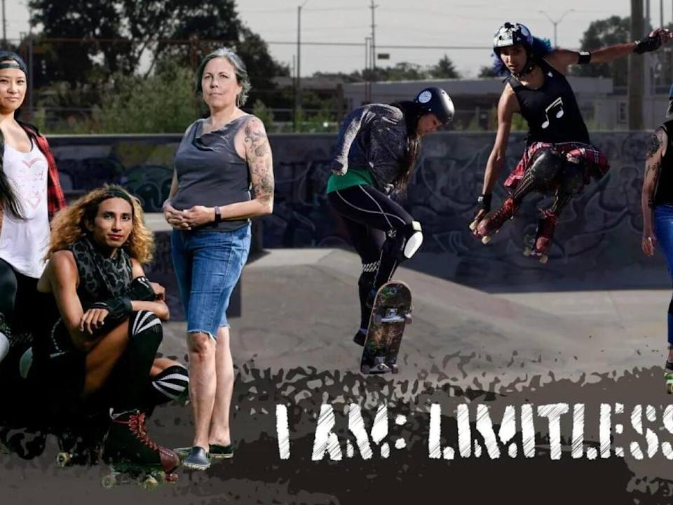 Ottawa filmmakers created this documentary on three local women and their journeys connecting in the city's skate parks. (CBC and Adrienne Row–Smith/Strast Media - image credit)
