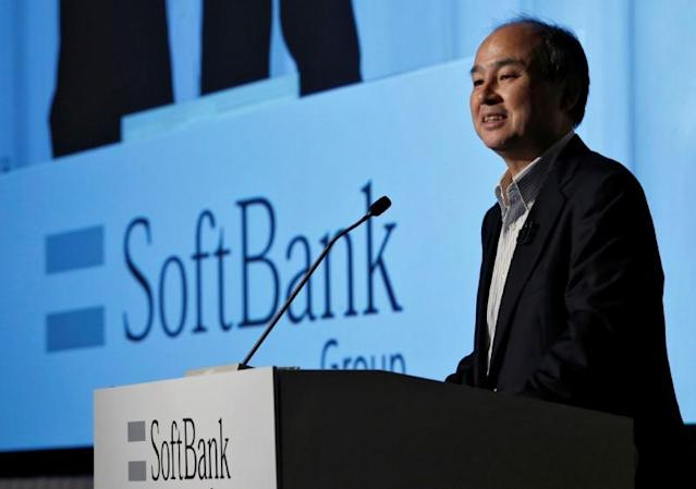 SoftBank Group Corp. Chairman and CEO Masayoshi Son speaks during an earnings briefing in Tokyo, Japan, July 28, 2016. REUTERS/Kim Kyung-Hoon