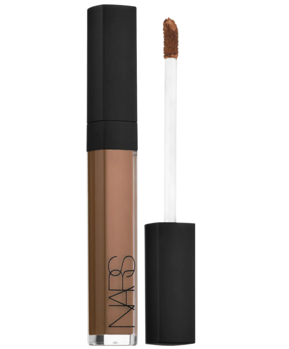 """<p><strong>NARS</strong></p><p>sephora.com</p><p><strong>$30.00</strong></p><p><a href=""""https://www.sephora.com:443/product/radiant-creamy-concealer-P377873"""" rel=""""nofollow noopener"""" target=""""_blank"""" data-ylk=""""slk:Shop Now"""" class=""""link rapid-noclick-resp"""">Shop Now</a></p><p>Ready to be shocked? This blurring, powder-infused concealer is adored by nearly 900,000 Sephora shoppers. The best part about this top-rated concealer is that it's sold in regular and mini sizes. So you can test it with the mini before committing to the regular! </p>"""