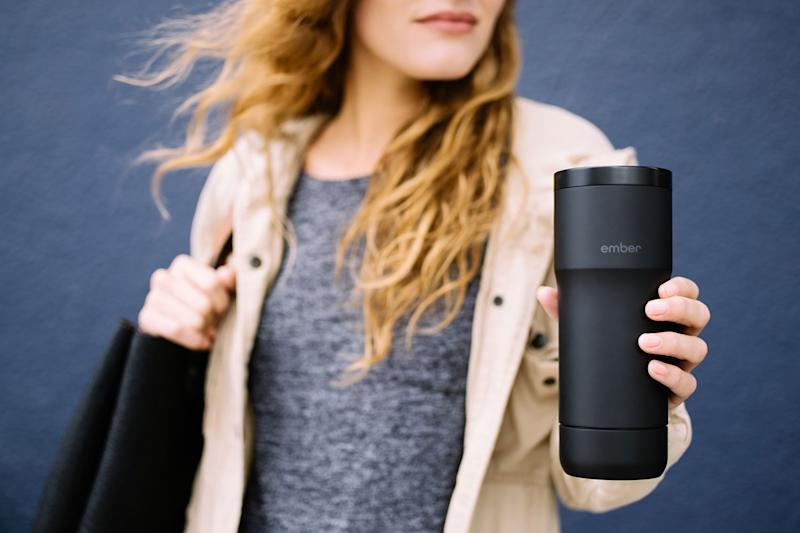 Finally! A mug that perpetually keeps your coffee at the perfect temp