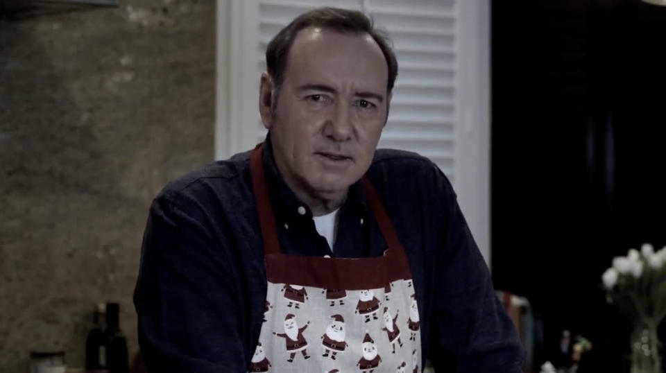 The felony sexual assault case against Kevin Spacey will include video