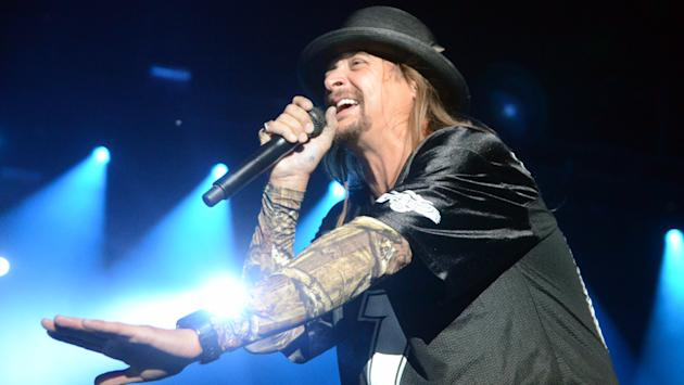 Kid Rock hints at run