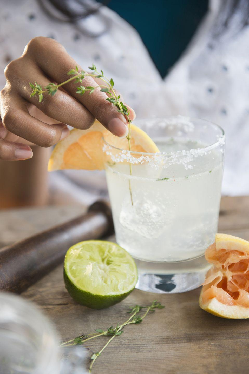 """<p>Whether you prefer a <a href=""""https://www.oprahmag.com/life/g29236880/best-moscow-mule-mugs/"""" rel=""""nofollow noopener"""" target=""""_blank"""" data-ylk=""""slk:Moscow mule"""" class=""""link rapid-noclick-resp"""">Moscow mule</a> or a <a href=""""https://www.oprahmag.com/life/food/g28099287/fall-cocktails/"""" rel=""""nofollow noopener"""" target=""""_blank"""" data-ylk=""""slk:fall-inspired cocktail"""" class=""""link rapid-noclick-resp"""">fall-inspired cocktail</a> like a cranberry orange margarita, it's fun to play mixologist for the night. </p>"""