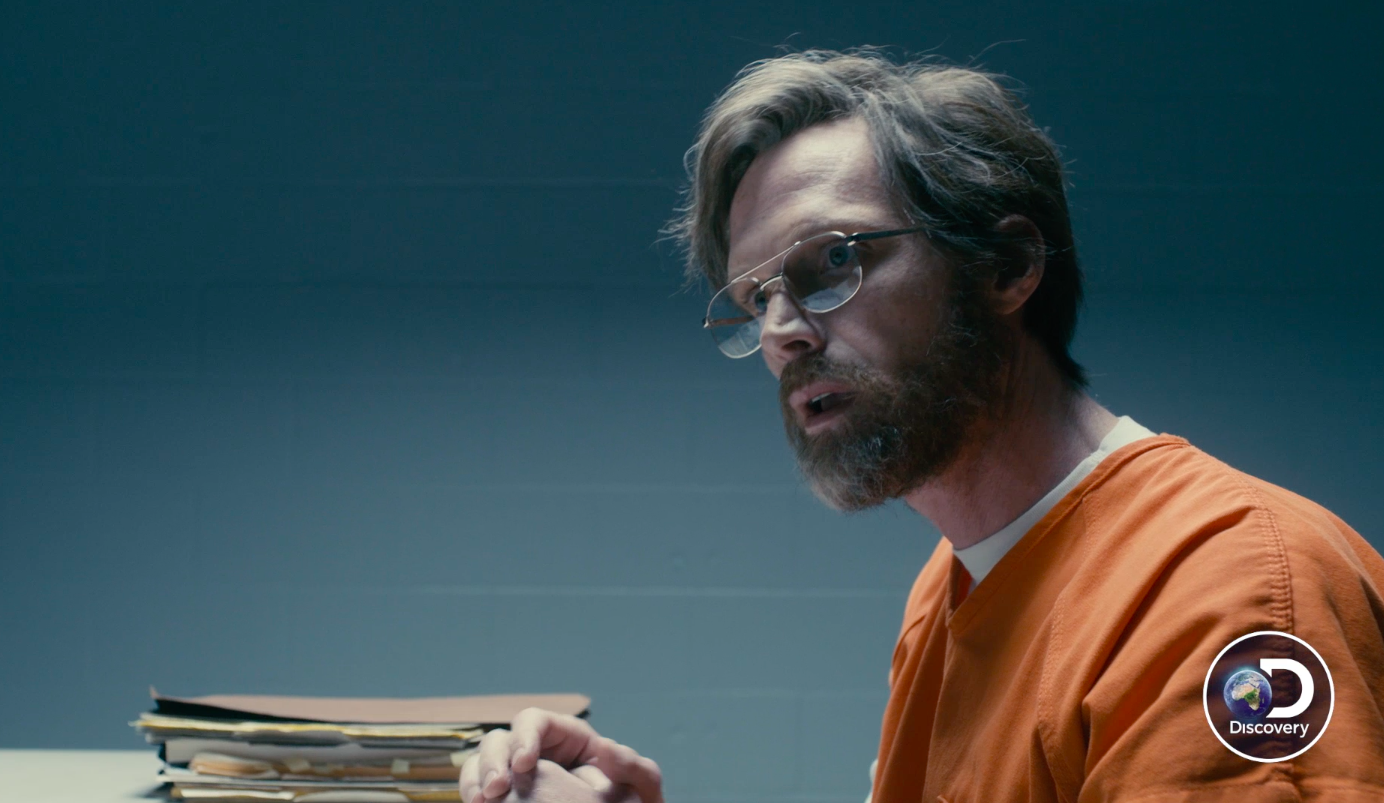 Paul Bettany as Ted Kaczynski (Photo: Discovery)
