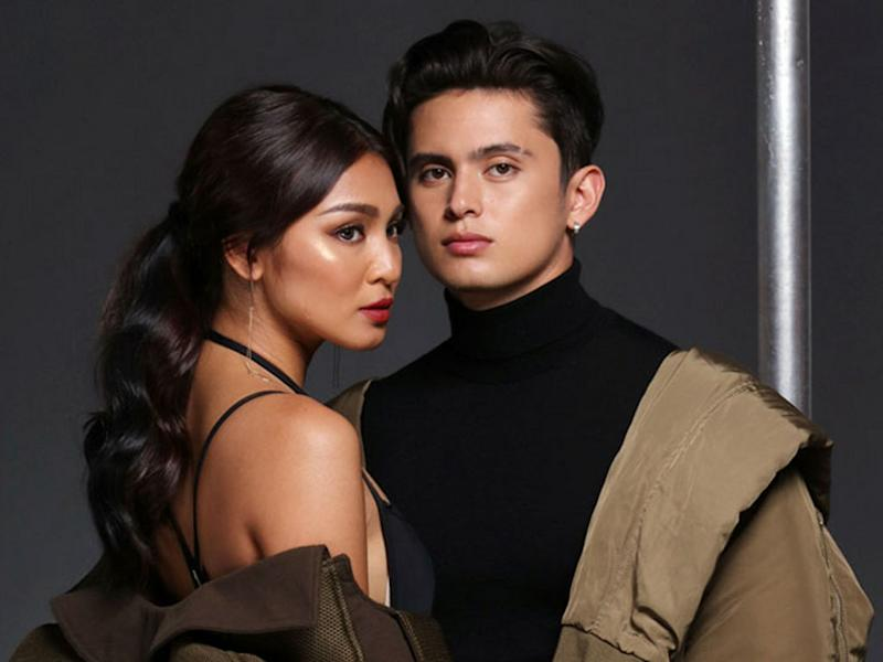 Image result for nadine and james reid breakup