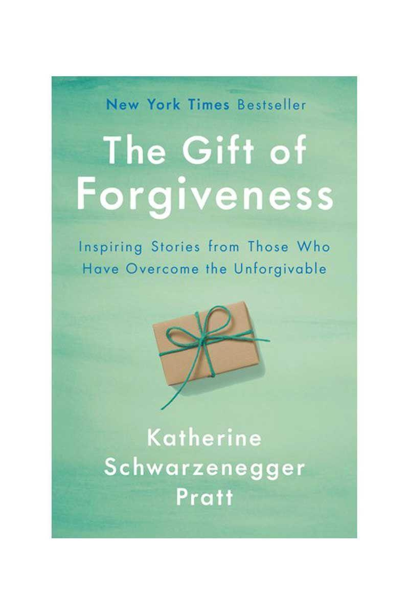 """<p>By Katherine Schwarzenegger Pratt</p><p>Struggle with forgiveness and letting go of the past? In this book Schwarzenegger Pratt reflects on her own experiences of learning to forgive and asks people who have suffered everything from kidnap to losing partners following murder on how they're living with greater acceptance.</p><p>£8.49</p><p><a class=""""link rapid-noclick-resp"""" href=""""https://www.amazon.co.uk/dp/B07W3J798V/ref=dp-kindle-redirect?_encoding=UTF8&btkr=1&tag=hearstuk-yahoo-21&ascsubtag=%5Bartid%7C1921.g.30324280%5Bsrc%7Cyahoo-uk"""" rel=""""nofollow noopener"""" target=""""_blank"""" data-ylk=""""slk:SHOP NOW"""">SHOP NOW</a> </p>"""