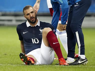 Karim Benzema hits out at French Football Federation president over continued French exile