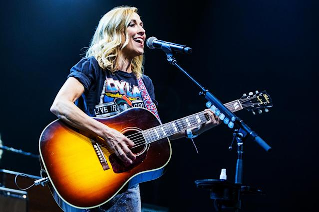 <p>Crow's ninth studio album, <i>Be Myself</i>, debuted and peaked at No. 22 in May, becoming her first studio album to miss the top 10.<br>(Photo: Getty Images) </p>
