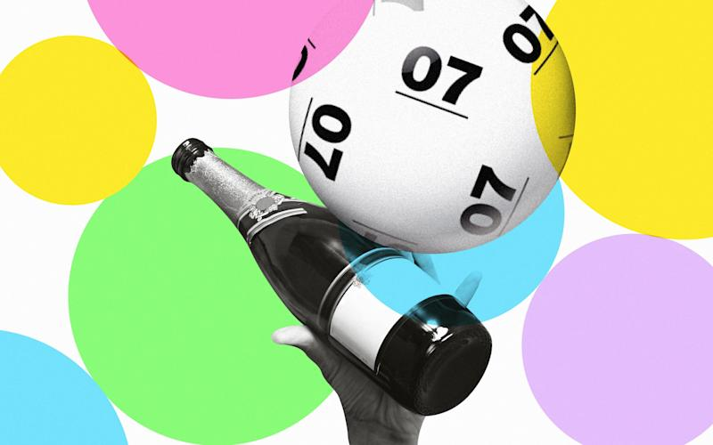 The £170m jackpot is the biggest ever handed out by the to a lottery winner