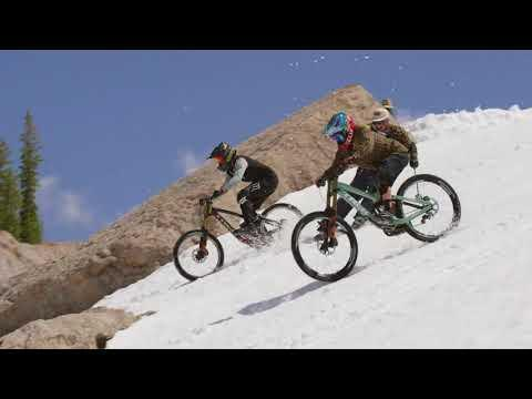 "<p>In June 2017, TrekFactory rider Casey Brown and freeride veteran Cam McCaul became the first mountain bikers to <a class=""link rapid-noclick-resp"" href=""https://www.bicycling.com/news/a20037095/mountain-bike-descent-corbets-couloir-jackson-hole/"" rel=""nofollow noopener"" target=""_blank"" data-ylk=""slk:descend Corbet's Couloir"">descend Corbet's Couloir</a> in Jackson Hole. </p><p><span>See the original post on Youtube</span></p>"