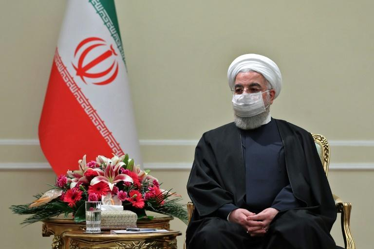 Iranian President Hassan Rouhani, who invested heavily politically in a nuclear deal with the United States in 2015, will leave office in 2021