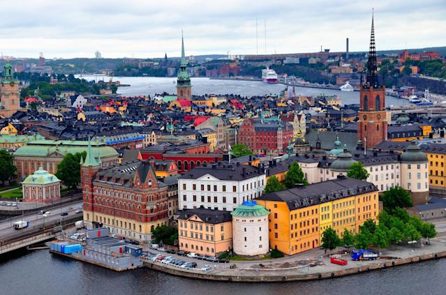 <p>No. 5: Stockholm, Sweden<br>Cost of a date: $146.70<br>(Getty) </p>