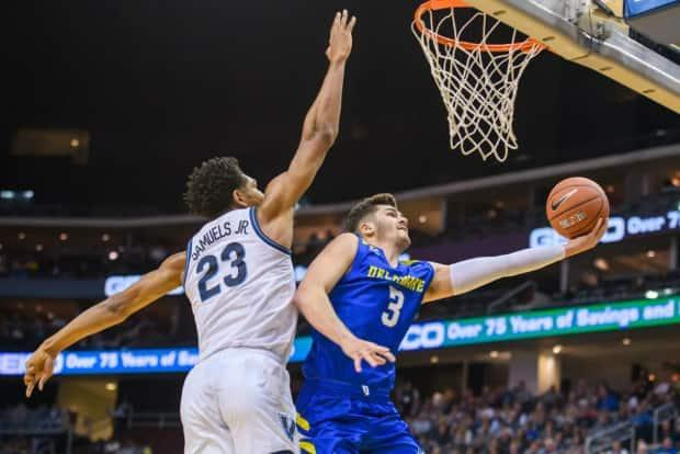 Nate Darling says his decision to sit out a year and then go to the University of Delaware was 'the right call.'
