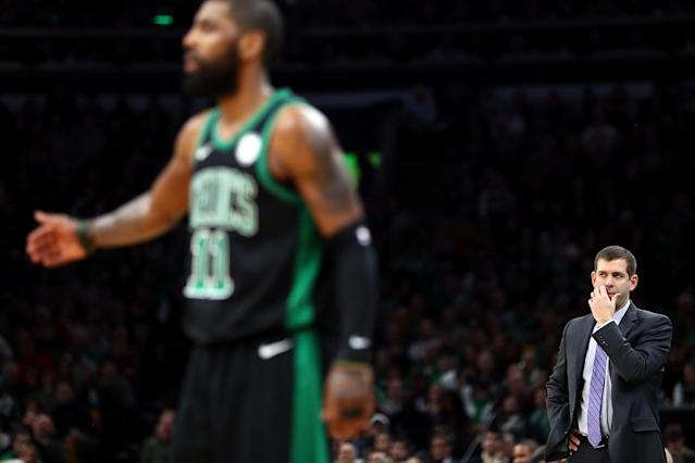 The Boston Celtics' road to the NBA Finals just got significantly tougher. (Getty)