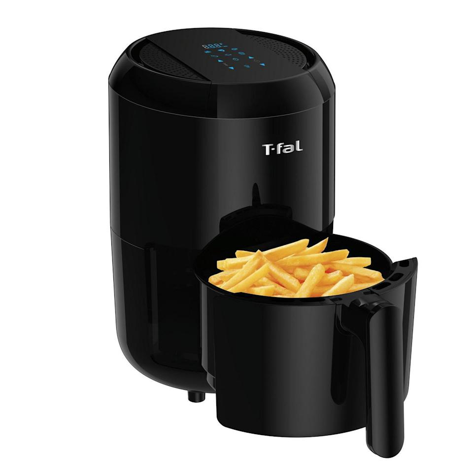 T-FAL Easy Fry Compact Duo Precision Air Fryer - on sale at Walmart, $70 (originally $120).