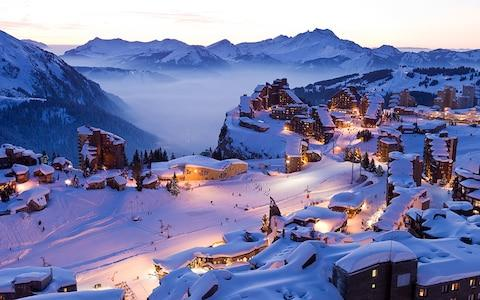 avoriaz - Credit: This content is subject to copyright./JACQUES Pierre / hemis.fr