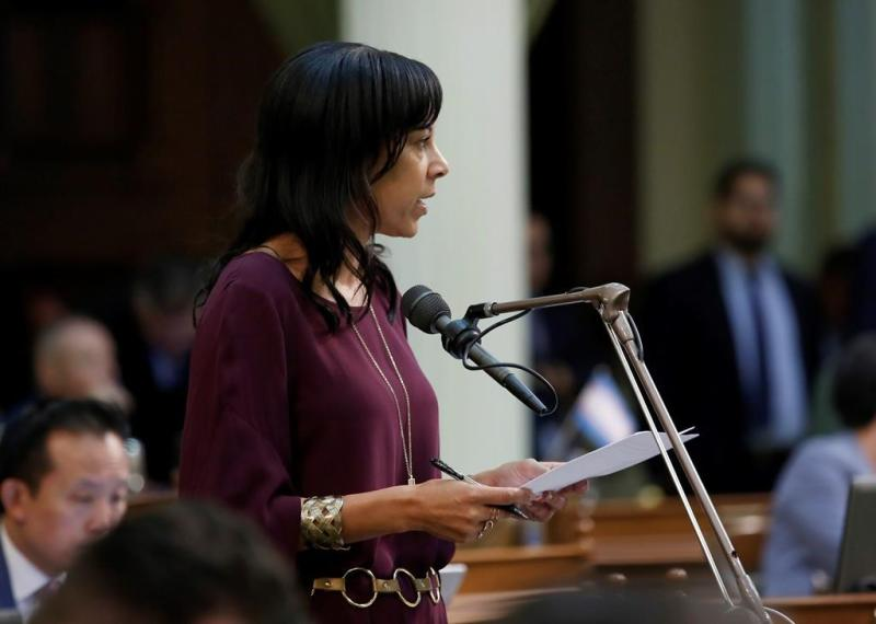 California Assembly delays session after virus outbreak