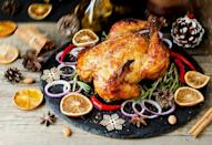 "<p>Turkey is consistently the most-searched food term around the holidays in Connecticut. Guessing all the Conneticuters out there now have great turkey recipes you can share? </p><p>Get the <a href=""https://www.delish.com/holiday-recipes/thanksgiving/a55338/best-oven-roast-turkey-recipe/"" rel=""nofollow noopener"" target=""_blank"" data-ylk=""slk:recipe"" class=""link rapid-noclick-resp"">recipe</a>.</p>"