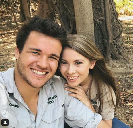 The couple have denied the claims, though their relationship appears rock solid. Source: Instagram
