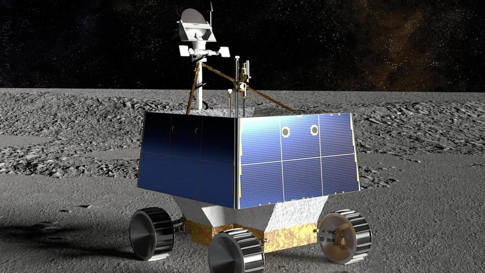 NASA announces landing site for its VIPER lunar rover mission