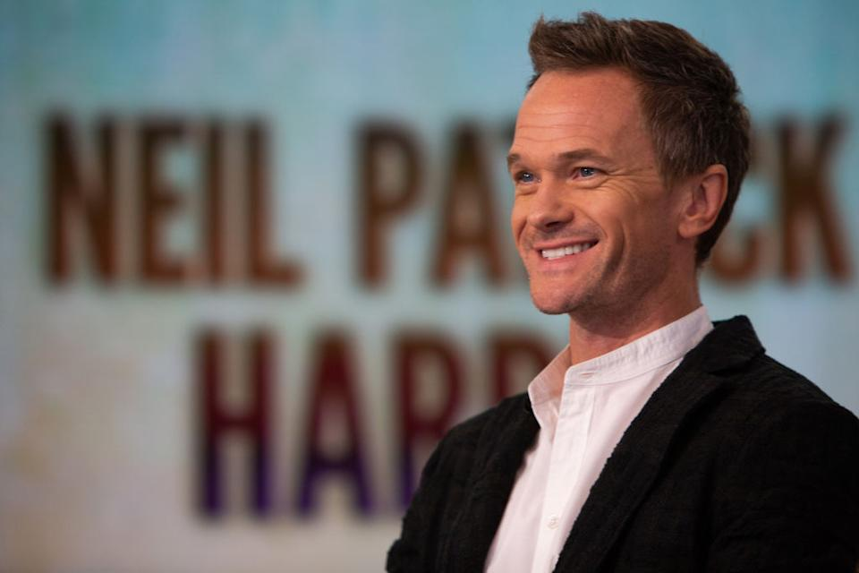 "Neil Patrick Harris is ""anxious"" to receive the COVID-19 vaccine. (Photo: Nathan Congleton/NBC/NBCU Photo Bank)"