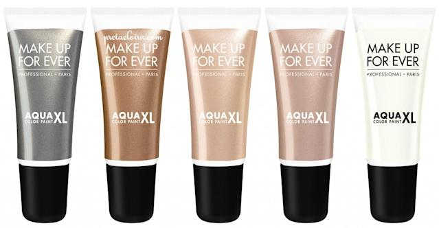 <p>High in color payoff but low in weight, these superpigmented paints boast a soft texture that truly wears like a matte made in heaven. Plus, they are smudge-proof and stay in place all day. (Photo: Make Up For Ever) </p>
