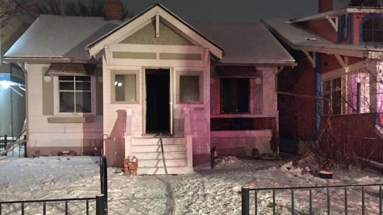 Fire crews called to vacant west-central Edmonton home