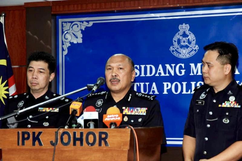 Mohd Kamarudin assured the public police will investigate the claims and take appropriate action if the policemen were found to be high-handed in assisting the religious enforcement officers. — Picture by Ben Tan