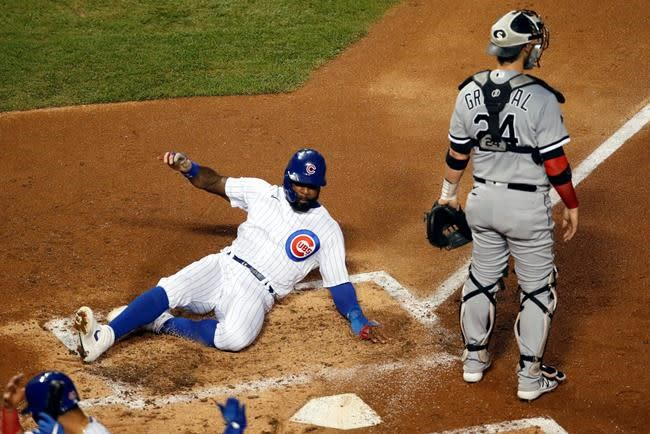 Abreu hits 3 HRs, 5 in 2 days; Chisox top Cubs, 7th W in row