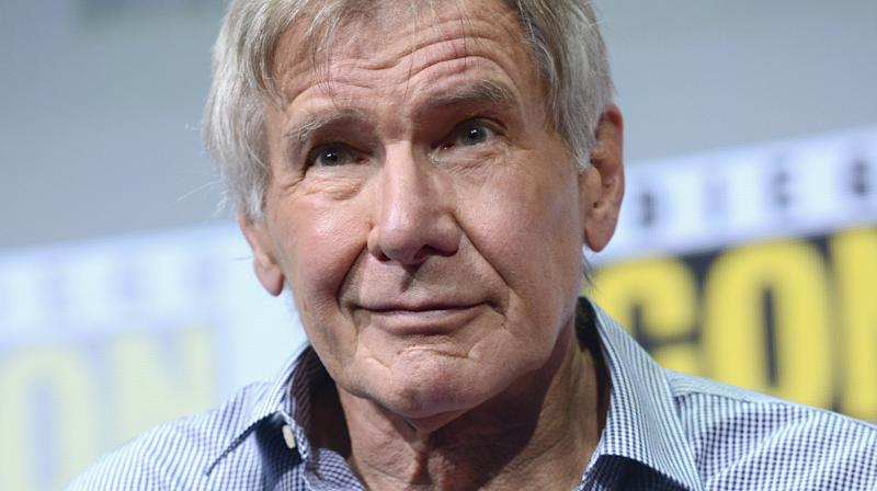 Meet Harrison Ford, Your New Neighborhood Traffic Cop