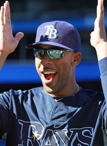 """David Price and the Rays stay loose by playing the iPad game """"We Farm"""" against one another"""