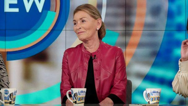 PHOTO: Judge Judith Sheindlin discusses her endorsement of former New York City Mayor Michael Bloomberg for president during her daytime exclusive appearance on 'The View,' Jan. 6, 2020. (Nicolette Cain/ABC)