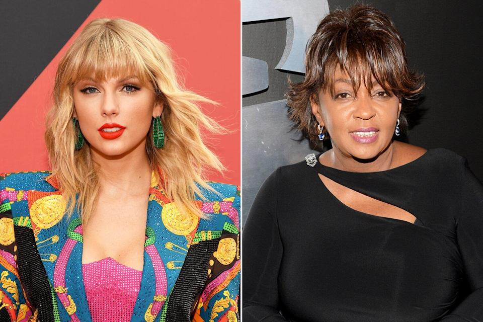 Taylor Swift Cheers on Anita Baker After She Gains Control of Her Masters: 'What a Beautiful Moment'