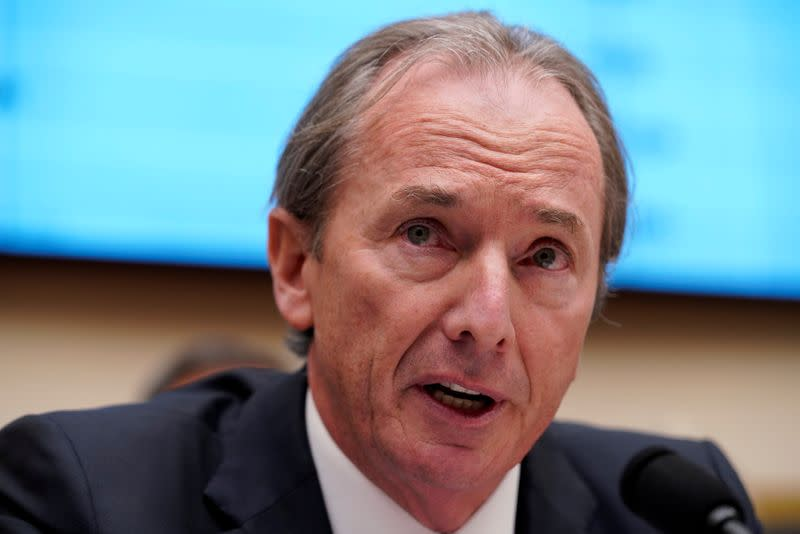 Morgan Stanley CEO diagnosed with coronavirus in March, since recovered - bank video