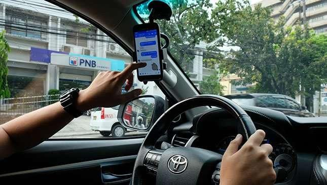 traffic laws in the philippines - anti-distracted driving act