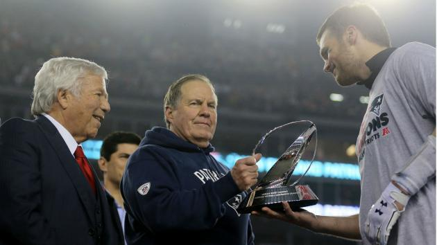 White House sets date for visit from Super Bowl champion Patriots