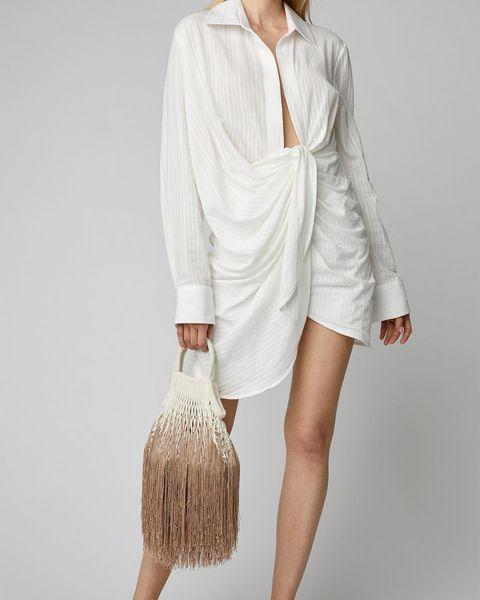 """<p>These refreshing fisherman's net bags literally dance when you wear them, thanks to the silky fringe detailing. The beautiful handmade purses are a whole look in themselves. </p><p><a class=""""link rapid-noclick-resp"""" href=""""https://www.petitkouraj.com/"""" rel=""""nofollow noopener"""" target=""""_blank"""" data-ylk=""""slk:SHOP NOW"""">SHOP NOW</a></p><p><a href=""""https://www.instagram.com/p/Bxrz3Egh8DH/?utm_source=ig_embed&utm_campaign=loading"""" rel=""""nofollow noopener"""" target=""""_blank"""" data-ylk=""""slk:See the original post on Instagram"""" class=""""link rapid-noclick-resp"""">See the original post on Instagram</a></p>"""