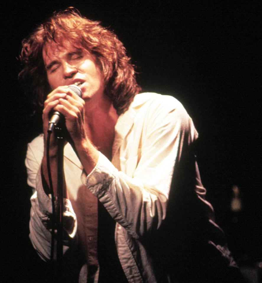 """<a href=""""http://movies.yahoo.com/movie/1800156420/info"""">THE DOORS</a> (1991)  Actor: Val Kilmer  Character: Jim Morrison  Note: Val Kilmer lived, ate, and slept the Doors a year prior to shooting. He memorized all of the band's lyrics and became so good at imitating the Doors' front man that the surviving band mates had a hard time discerning which voice was Kilmer's and which was Morrison's."""