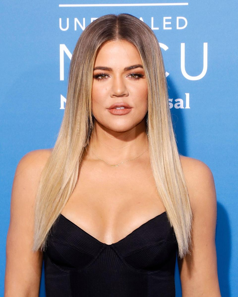 """<p>It seems like big things are going to happen for Khloé's clothing company, <a href=""""http://www.goodamerican.com/"""" class=""""link rapid-noclick-resp"""" rel=""""nofollow noopener"""" target=""""_blank"""" data-ylk=""""slk:Good American"""">Good American</a>, this year. In December 2020, Khloé and her co-founder Emma Grede launched <a href=""""http://people.com/style/khloe-kardashian-goes-nude-good-american-shoe-launch/"""" class=""""link rapid-noclick-resp"""" rel=""""nofollow noopener"""" target=""""_blank"""" data-ylk=""""slk:Good American's first shoe collection"""">Good American's first shoe collection</a>, and the company continues to release new products every week. As brand ambassador for <a href=""""http://www.ipsy.com/blog/khloe-kardashian-ipsy"""" class=""""link rapid-noclick-resp"""" rel=""""nofollow noopener"""" target=""""_blank"""" data-ylk=""""slk:Ipsy"""">Ipsy</a> and <a href=""""http://us.doseandco.com/"""" class=""""link rapid-noclick-resp"""" rel=""""nofollow noopener"""" target=""""_blank"""" data-ylk=""""slk:Dose &amp; Co"""">Dose &amp; Co</a>, Khloé will also be busy with beauty collaborations in 2021, such as her new <a href=""""http://www.ipsy.com/blog/glam-bag-x-khloe-kardashian"""" class=""""link rapid-noclick-resp"""" rel=""""nofollow noopener"""" target=""""_blank"""" data-ylk=""""slk:Glam Bag X collection"""">Glam Bag X collection</a> with Ipsy. </p>"""