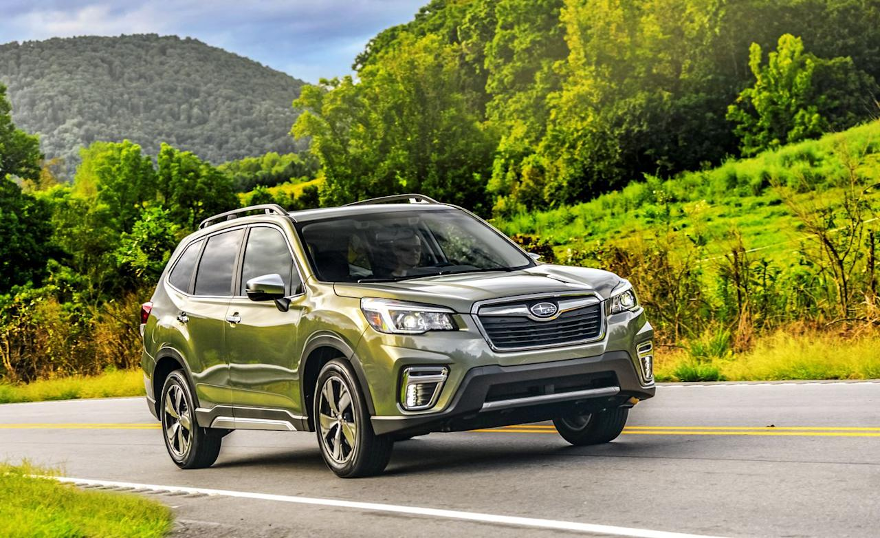 <p>As the Forester enters a new generation for 2019, the truth emerges that this little SUV has always just wanted to be a safe, friendly commuter, and it moves further in that direction here.</p>