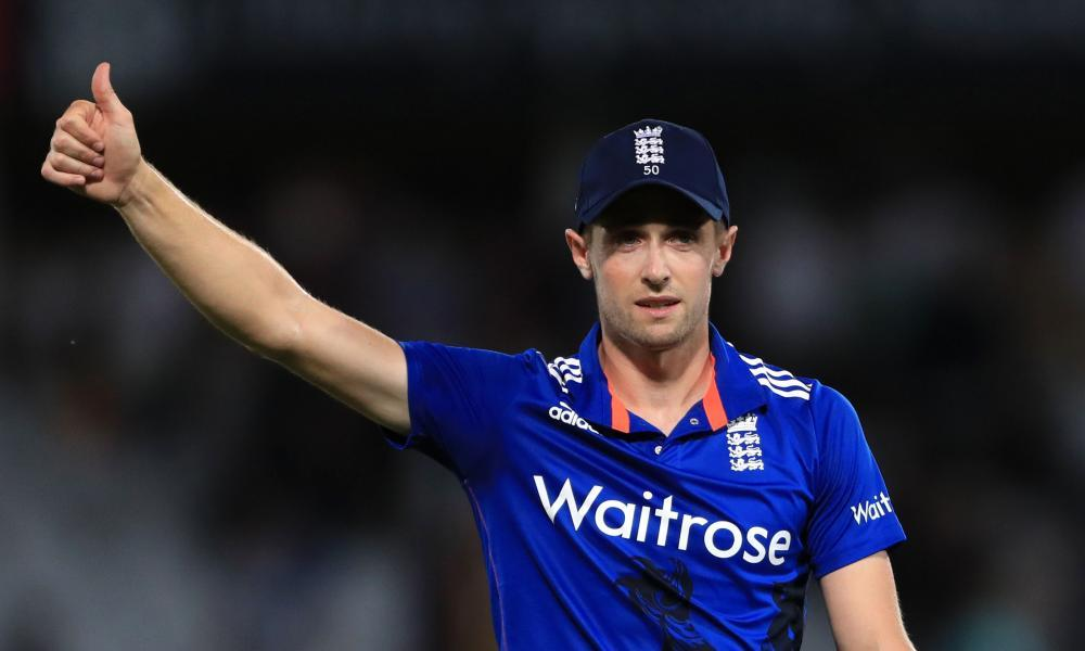 All-rounder Chris Woakes is one of eight England cricketers who will feature in this year's IPL.